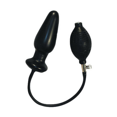 """Latex-oppompbare buttplug """"Anaal Expert"""""""