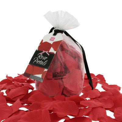 Rose Petals Red