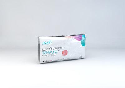 Beppy - Wet Tampons - 4 stuks