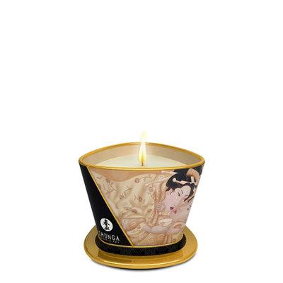 Shunga - Massagekaars Verlangen & Vanille