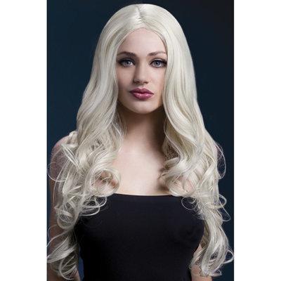 Fever- Lange blonde pruik