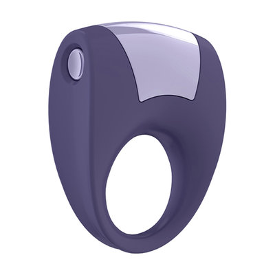 Ovo B8 Vibrating ring paars
